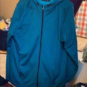 Under Armour Shirts - UA zip up size large